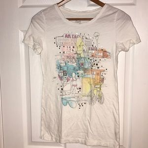 AMERICAN EAGLE OUTFITTERS WOMEN'S T-SHIRT